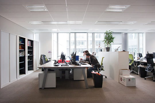 Sige BNP Paribas Cardif : bureaux