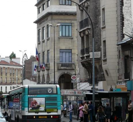 16e montreuil 93 les villes les plus dynamiques de for Piscine montreuil