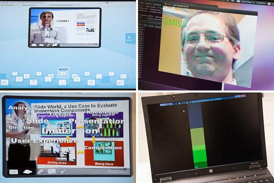 Alcatel-Lucent Bell Labs Open Days : présentation immersive