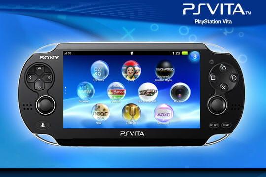 Nouvelle console portable Sony