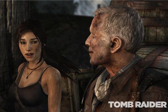 Tomb Raider E3 2011