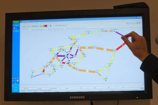 Alcatel-Lucent Bell Labs Open Days : HLN Backbone