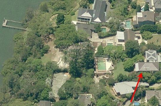 Cate blanchett 10 8 millions pour une r sidence pr s - Magnifique residence hunters hill en australie ...