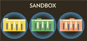 explication en image du principe des sandboxes utilisées dans chrome osdans une