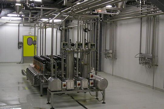 Production bière