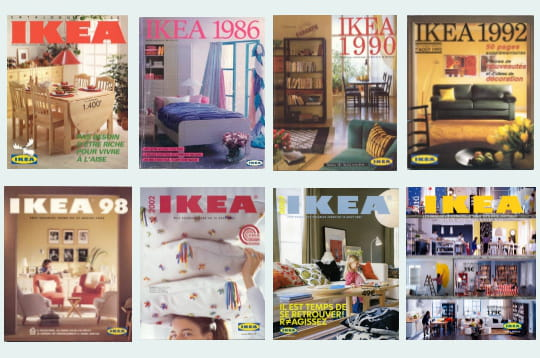 le catalogue ikea f te ses 60 ans la catalogue ikea f te ses 60 ans jdn. Black Bedroom Furniture Sets. Home Design Ideas