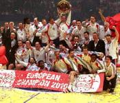 la france est devenue championne d'europe en 2010.