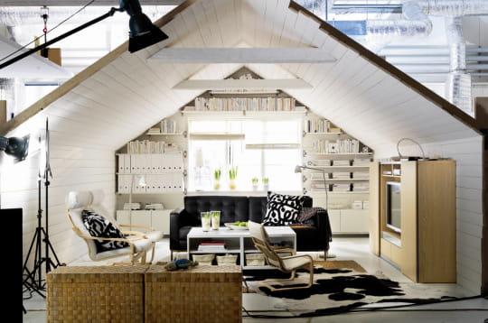 le studio photo d 39 ikea est l 39 un des plus grands d 39 europe. Black Bedroom Furniture Sets. Home Design Ideas