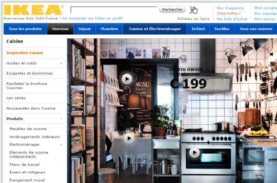 Un site marchand et innovant le catalogue ikea f te ses for Les economes catalogue