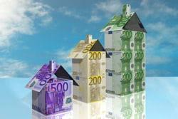 la déflation bouscule les marchés immobiliers.